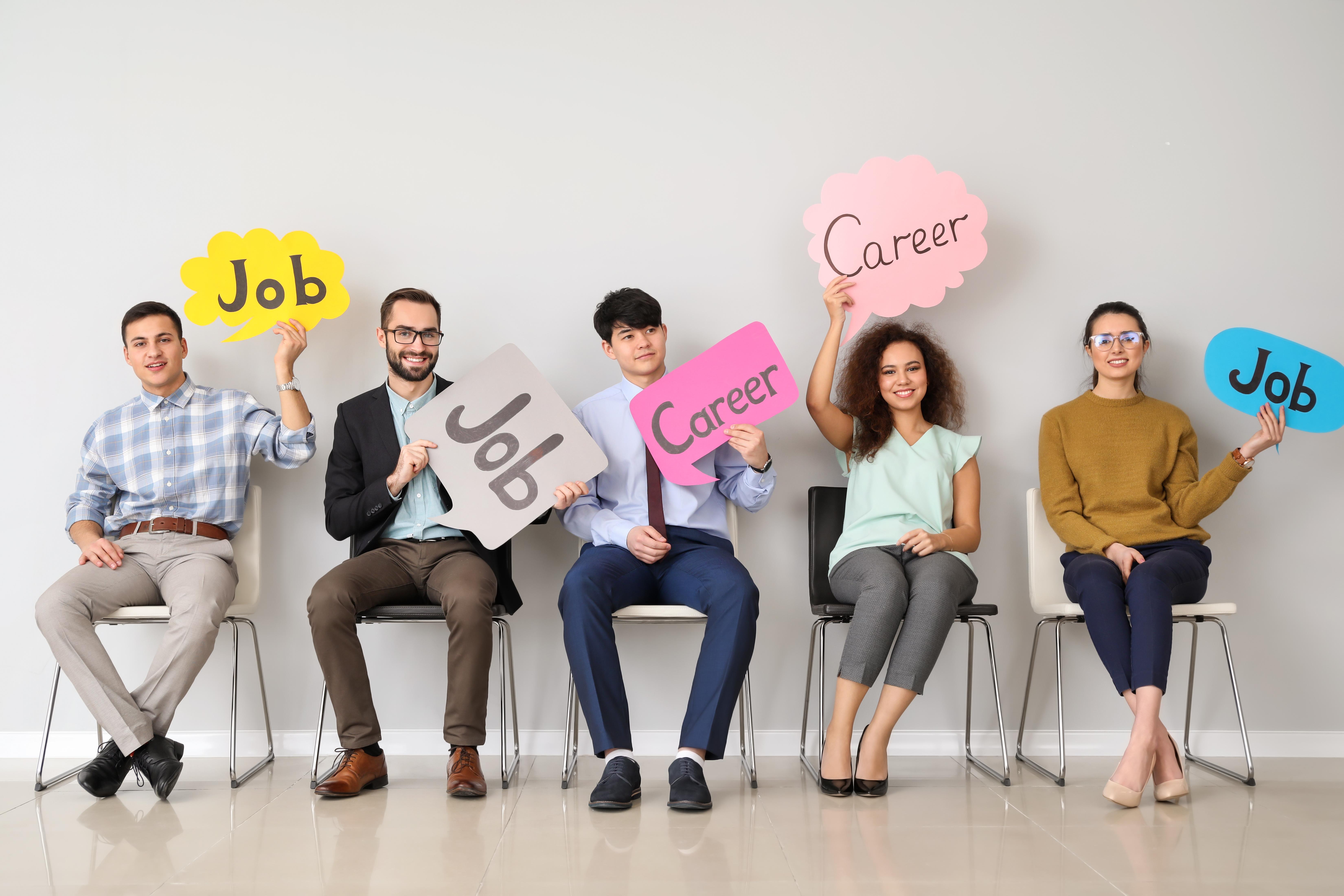 career vs a job