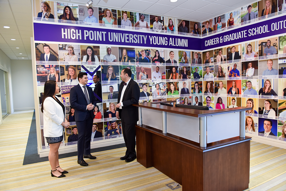 high point university spotlight