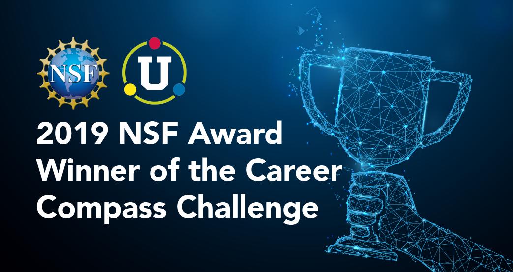nsf career compass challenge winner