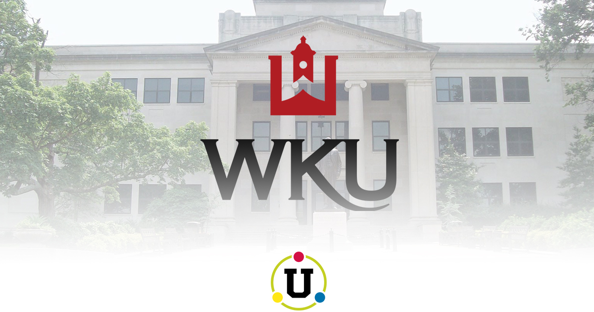 Western Kentucky University with logo